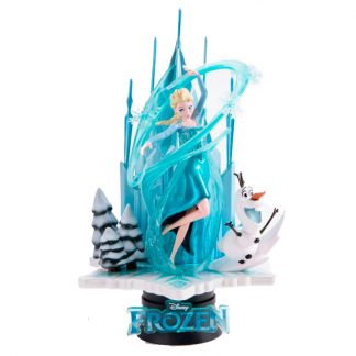 Figura D-Stage Frozen Disney