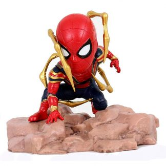 Figura Mini Egg Attack Iron Spider Marvel