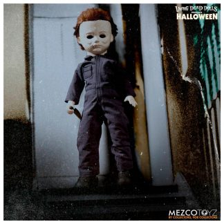 Figura Michael Myers Halloween Living Dead Dolls
