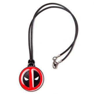 Colgante Logo Deadpool Marvel