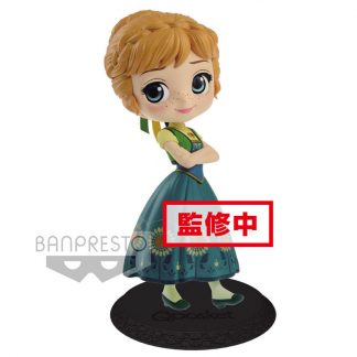 Figura Anna Surprise Frozen Disney Q Posket A