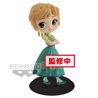 Figura Anna Surprise Frozen Disney Q Posket B