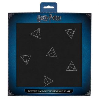 Bufanda ligera Deathly Hallows Harry Potter