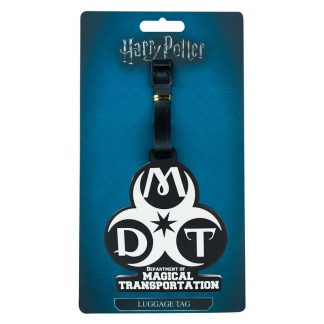 Etiqueta de equipaje Department of Magical Transportation Harry Potter
