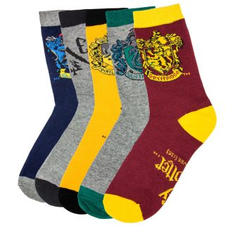 Set 5 calcetines Harry Potter