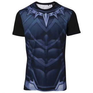 Camiseta hombre Black Panther Marvel