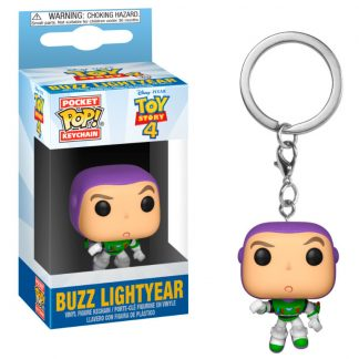 Llavero Pocket POP Disney Toy Story 4 Buzz Lightyear