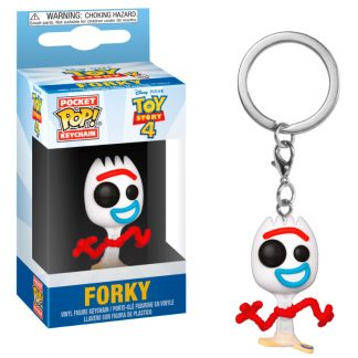 Llavero Pocket POP Disney Toy Story 4 Forky