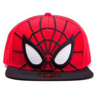 Gorra 3D ojos Spiderman Marvel