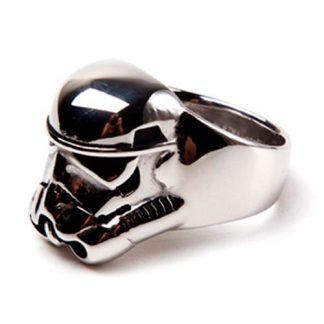 Anillo sello Stormtrooper Star Wars