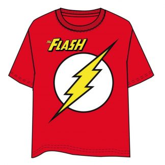 Camiseta Flash adulto