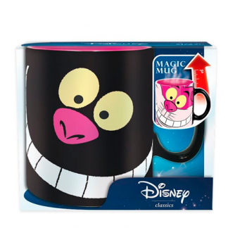 Taza Disney Alicia Cheshire Calor