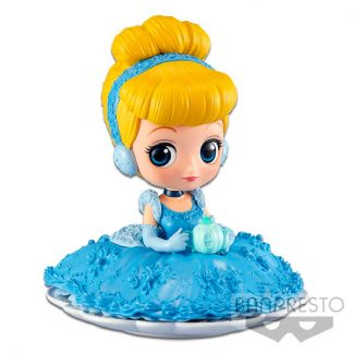 Figura Cinderella Disney Characters Sugirly Q Posket