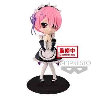 Figura Ram Re Zero Starting Life in Another World Q Posket A
