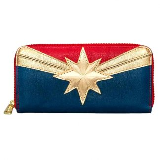 Cartera Capitana Marvel Marvel Loungefly