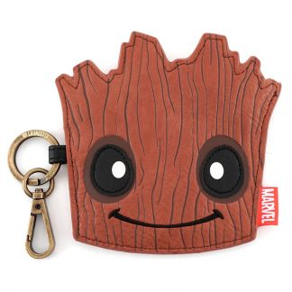 Monedero Groot Guardianes de la Galaxia Marvel Loungefly