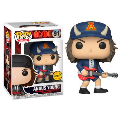 Figura POP AC/DC Angus Young Chase