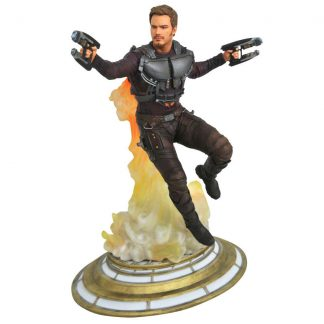 Figura diorama Star Lord Guardians of the Galaxy vol 2 Marvel 28cm