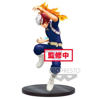 Figura Shoto Todoroki The Amazing Heroes My Hero Academia 15cm