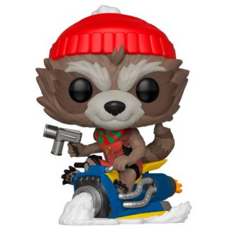 Figura POP Marvel Holiday Rocket
