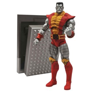 Figura articulada Coloso X-Men Marvel 20cm
