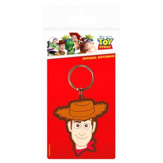 Llavero rubber Woody Toy Story Disney Pixar