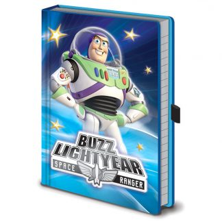 Cuaderno A5 Buzz Lightyear Toy Story Disney Pixar