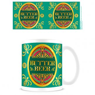 Taza Butter Beer Animales Fantásticos