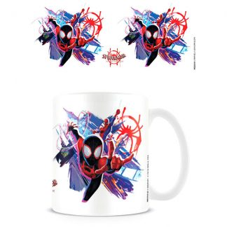Taza Into the Spider-Verse Spiderman Marvel