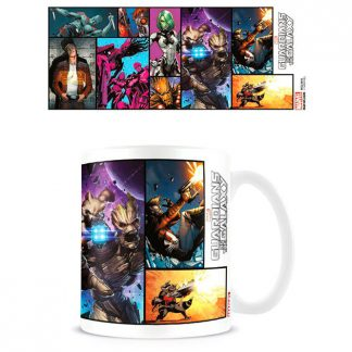 Taza Cómic Guardianes de la Galaxia Marvel