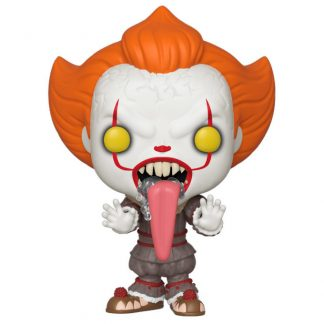 Figura POP IT Chapter 2 Pennywise with Dog Tongue