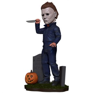 Figura Head Knocker Michael Myers Halloween SDCC 20cm