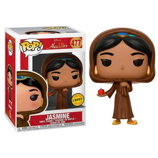 Figura POP Disney Aladdin Jasmine in Disguise Chase