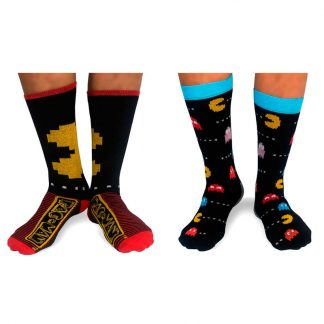 Pack 2 calcetines Pac Man surtido