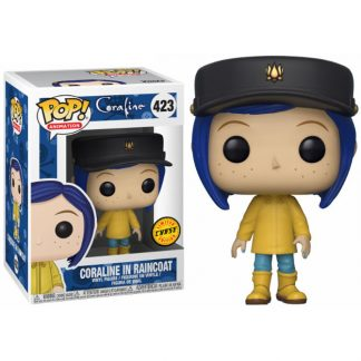Figura POP Coraline Raincoat Chase