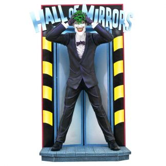 Estatua diorama Joker The Killing Joke DC Comics Gallery 25cm