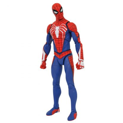 Figura articulada Spiderman Video Game PS4 Marvel 18cm