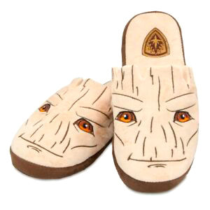 Pantuflas Groot Guardians of the Galaxy Marvel hombre