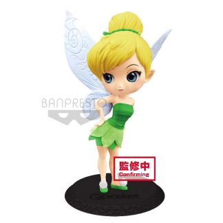 Figura Campanilla Leaf Dress Disney Q posket A 14cm