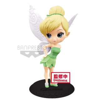Figura Campanilla Leaf Dress Disney Q posket B 14cm