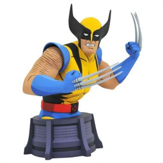 Busto Lobezno X-Men Marvel Animated 15cm