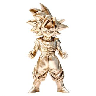 Figura Super Saiyan God Son Goku Dragon Ball Super 7cm