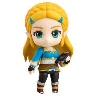 Figura Nendoroid Zelda Breath of the Wild Ver. 10 The Legend of Zelda Breath of the Wild 10cm