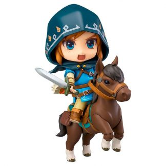 Figura Nendoroid Link Deluxe Edition The Legend of Zelda Breath of the Wild 10cm