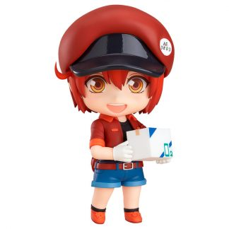 Figura Nendoroid Red Blood Cell Cells at Work! 10cm