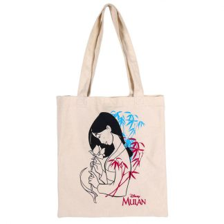 Bolso shopping tela Mulan Disney