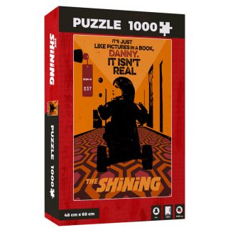 Puzzle It Isnt Real The Shinning 1000pzs