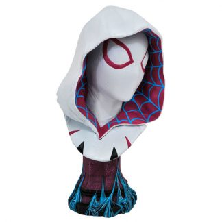 Busto 1/2 Spider-Gwen Legends in 3D Marvel Comics 25cm