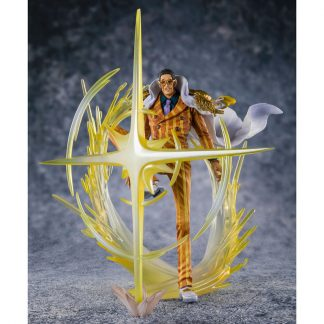 Figura Borsalino Kizaru The Three Admirals One Piece 22cm