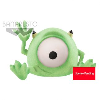 Figura Mike Fluffy Puffy Monsters, Inc. Pixar 5cm